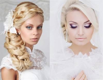 модный свадебный макияж весна-лето 2016, тренды 1