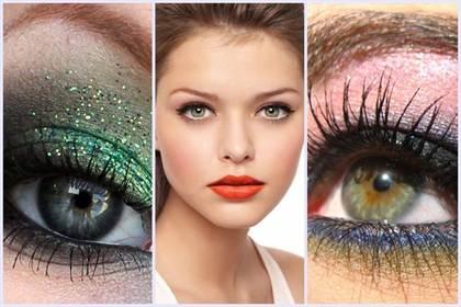 свадебный макияж для зеленых глаз 1