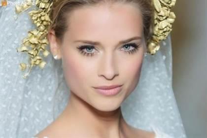 модный свадебный макияж весна-лето 2016, тренды