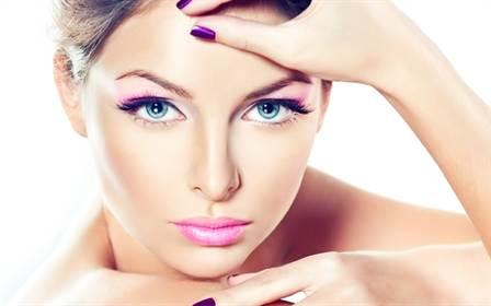 свадебный макияж для голубых глаз 4