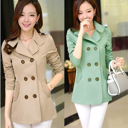 куртки-ветровки женские на весну 2016 1