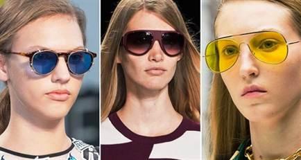 женские солнцезащитные очки весна-лето 2016