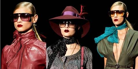 женские солнцезащитные очки весна-лето 2016: модные фасоны и формы