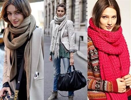 шарфы 2