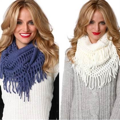 шарфы 3