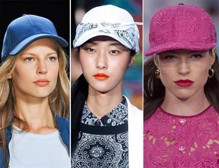 модные тенденции на головные уборы весны и лета 2016