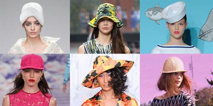 модные тенденции на головные уборы весны 2016 1