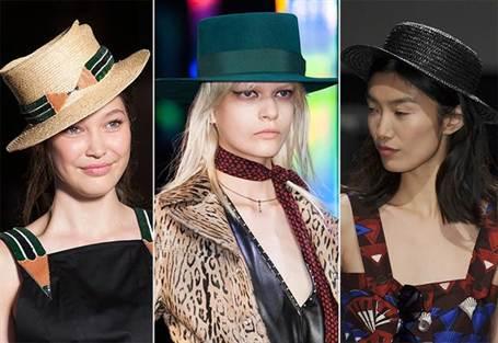 шляпки и шляпы с полями 3