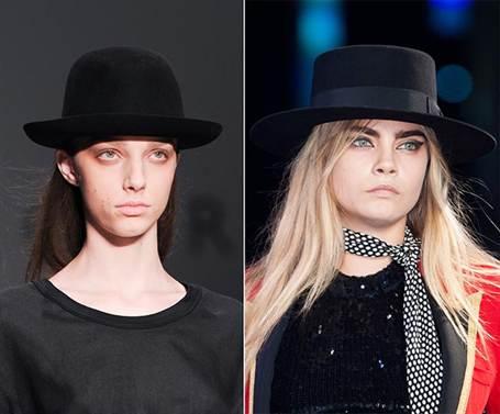 модные тенденции на головные уборы весны 2016 3