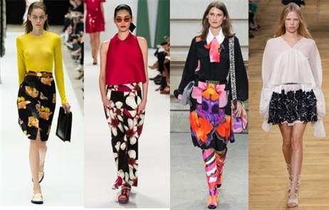 фасоны и фото модных юбок весны и лета 2016