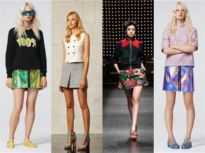 самые модные юбки весна-лето 2016, фото 2