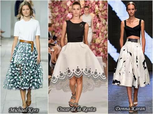 многослойные юбки 2