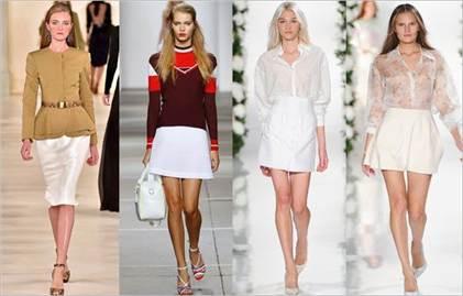 белые юбки 2