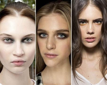 матовый макияж 3