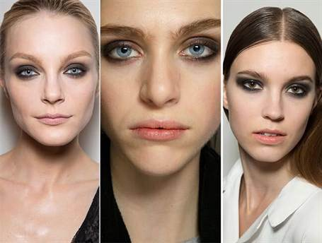 фото красивого и модного макияжа на последний звонок 2