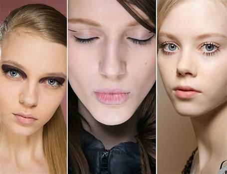 матовый макияж 2