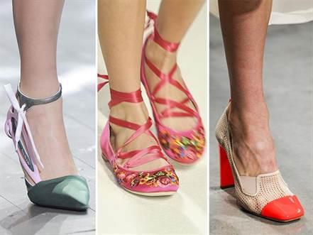 красивые и модные туфли на последний звонок 2016 3