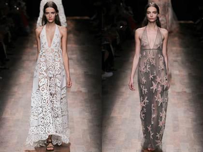 прозрачные платья в бельевом стиле 1