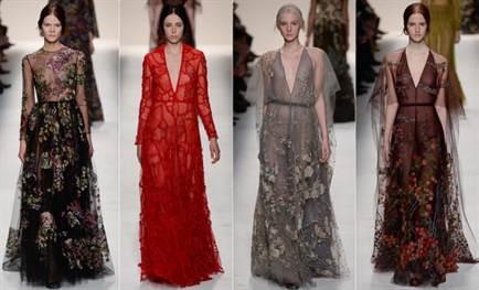 прозрачные платья в бельевом стиле 2