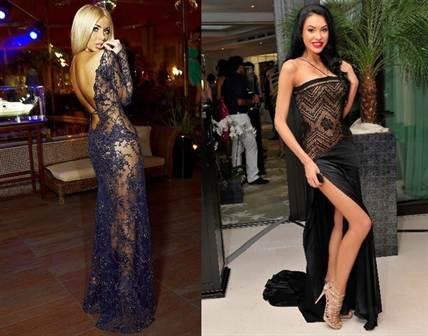 прозрачные платья в бельевом стиле 4