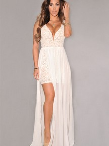 white-lace-plunging-neck-slit-evening-gown-one-size-lc6513-1