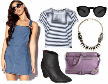 denim-pinafore-dress-ankle-booties-crossbody-bag