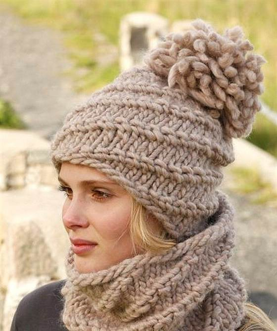 модное вязание для женщин создаем стильные вещи