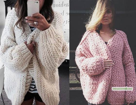 cardigan-knitted