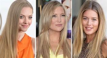 модные блондинки