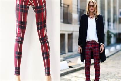 модные женсие штаны