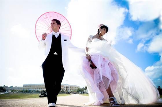 стильная свадьба