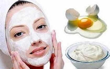 маски для лица из сметаны