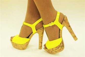 новинки летней обуви