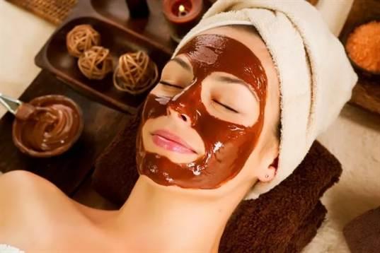 маска для лица из какао