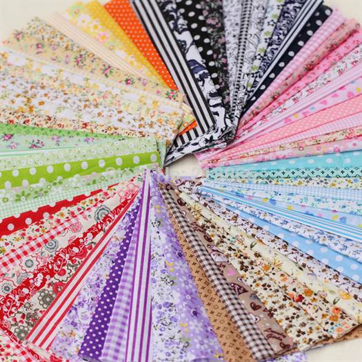 free-shipping-60piece-lot-mix-color-cotton-font-b-quilting-b-font-font-b-fabric-b
