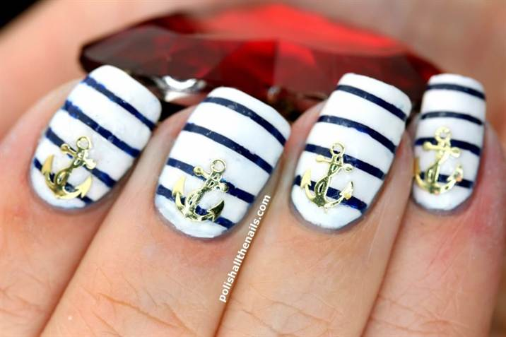 23_nautical-nails-with-opi-mlb-umpires-come-out-at-night-and-revlon-neon-and-metal-nail-art-anchor-sticks-2
