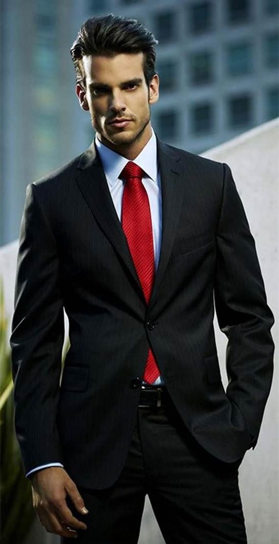 демонстрации своей красивые мужики в галстуках фото роща